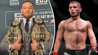 Khabib Nurmagomedov Wants Conor McGregor STRIPPED of His UFC Title
