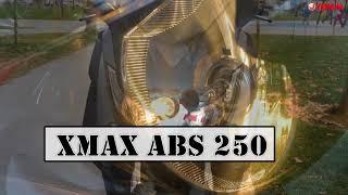 XMAX TANITIM | XMAX YAMAHA 250 ABS | ADOBE PREMİERE | XMAX SALİH MOTOVLOG