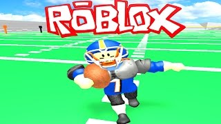 ROBLOX HIGHSCHOOL FOOTBALL STAR!!! ROBLOX HIGHSCHOOL ADVENTURES | Roblox Gameplay