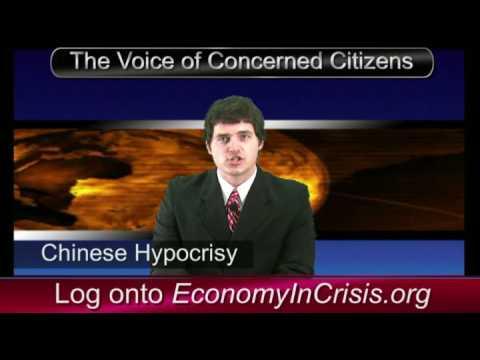 Chinese Hypocrisy
