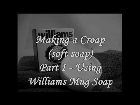how to make soft soap youtube