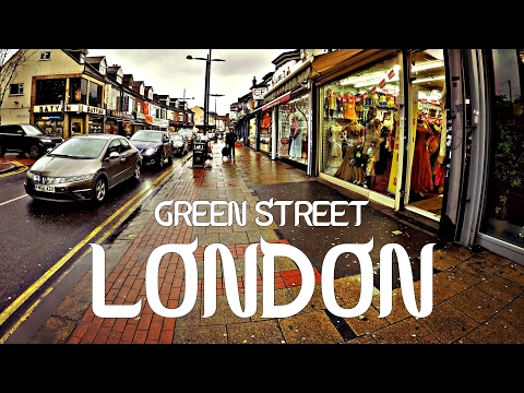 Pakistan w LONDYNIE / Pakistan in LONDON #59 ( GREEN STREET ) ENGLISH SUBTITLES