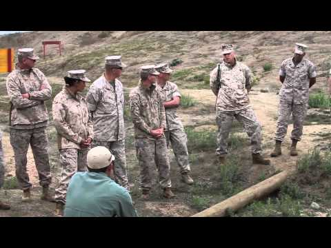I MEF Marines training in counter IED
