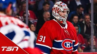 Carey Price looks to be 'on a mission' trying to will Montreal into the playoffs