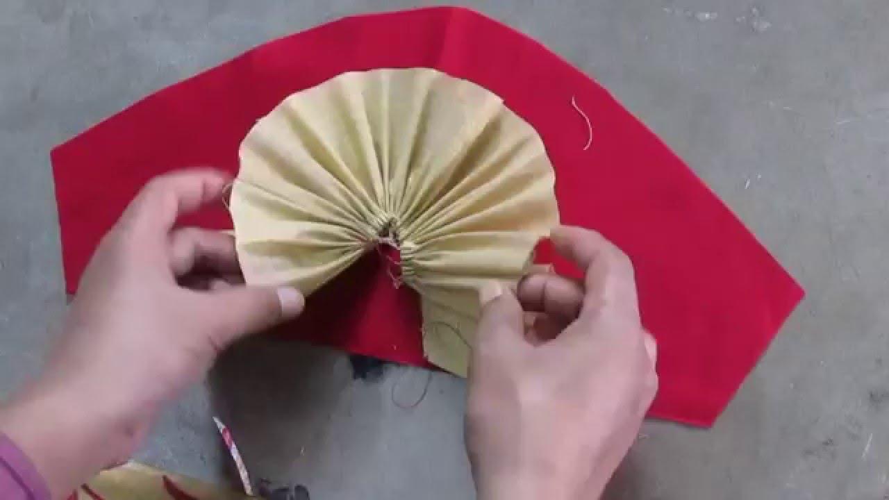 How to make designerfashion sleeves d part 1 of 3 hindi youtube jeuxipadfo Gallery
