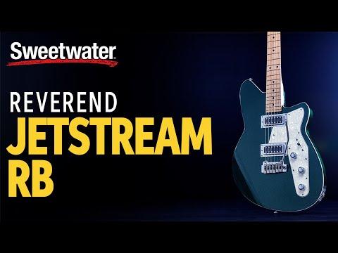 Reverend Jetstream RB Demo
