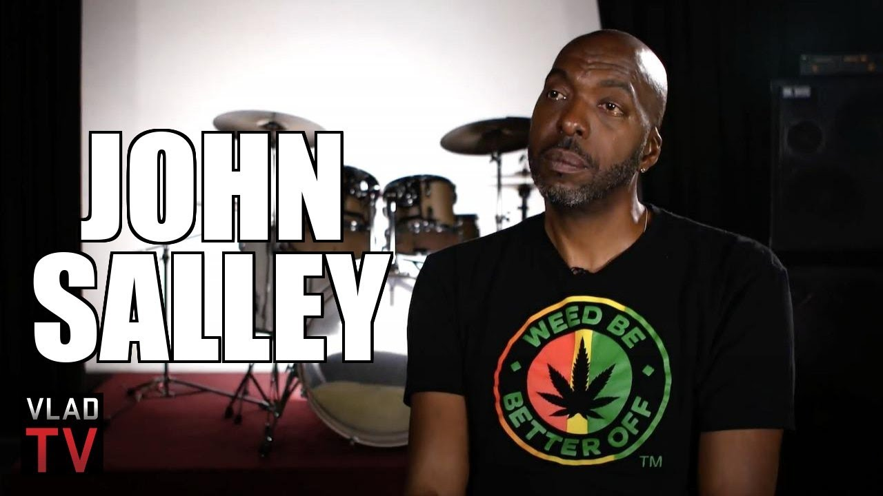 John Salley on Why Michael Jordan Didn't Kill the Men who Killed His Father (Part 13)