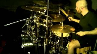 The Agonist - Disconnect Me ( Drum Cover)