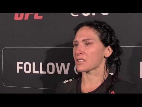 Cat Zingano Calls out Amana Nunes  UFC Fight Night 133
