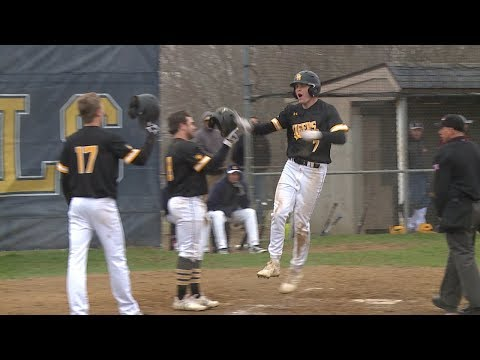 Baseball Highlights: Hand 5, Ledyard 3