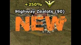 Repeat youtube video War Commander- Highway Zealots 90 - Medal bases NEW 12/1/16