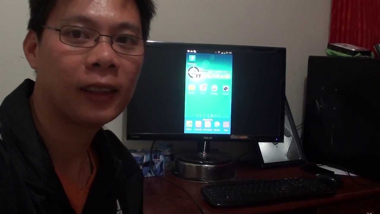 samsung galaxy s4 connecting to computer monitor using mhl adapter epl 3fhu. Black Bedroom Furniture Sets. Home Design Ideas