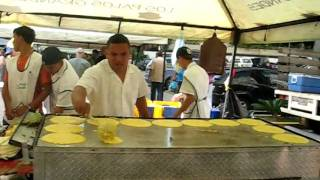 Cachapas: Meshika in Venezuela