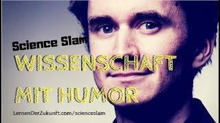 Wissenschaft mit Humor   Science Slams   Henning Beck 1/3