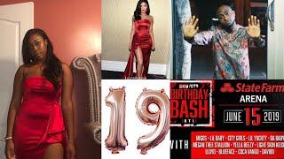 19TH BIRTHDAY WEEKEND | BIRTHDAY BASH + DAVIDO + KYLIE JENNER DRESS