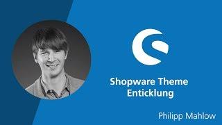 Webinar: Shopware Theme-Entwicklung | Mittwald