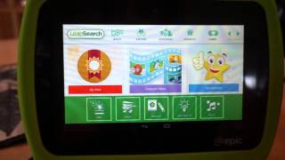 LeapFrog Epic Android Tablet Review