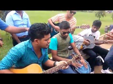 Piyamanne - JayaSri guitar cover