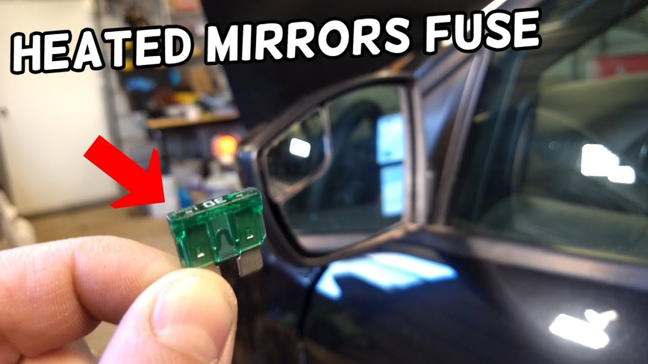 Ram Wiring Diagram Heated Mirrors on