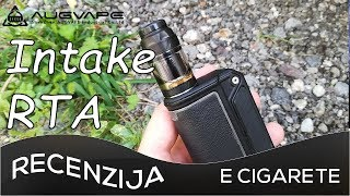 Augvape Intake RTA | Amazing Single Coil?