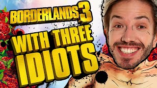 Використовуючи іграшкова зброя в Borderlands 3!