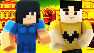 Charlie Brown Adventures - FIRST DAY OF SCHOOL! (Minecraft Roleplay) #4