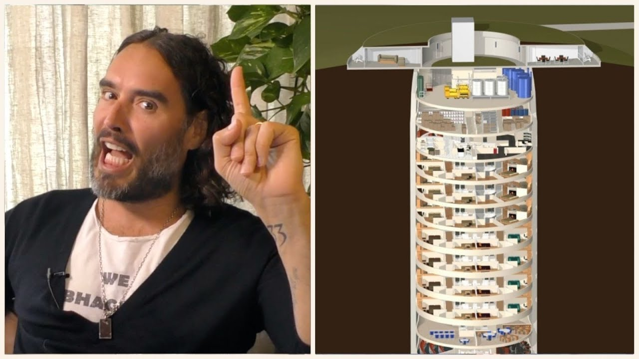 Billionaire Bunkers: How Super Rich Are Prepping For OFF-GRID Living