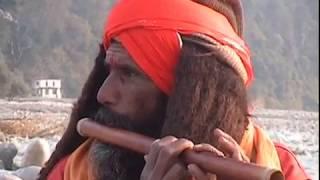 【インド1999年】 サドゥーにバンスリを渡してみた / Sadhu play Bansuri in Rishikesh