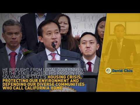David Chiu is Delivering Progressive Change for California