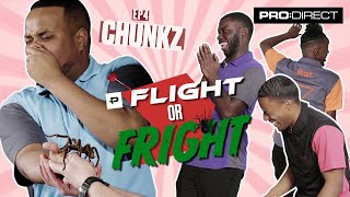 CHUNKZ CAN'T COPE I YUNG FILLY HARRY PINERO AJ CHUNKZ  PLAY FLIGHT OR FRIGHT | EP 4