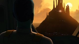 Star Wars Rebels Season 3 Enter Thrawn Trailer
