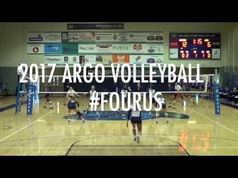 2017 UWF Volleyball Highlight Video