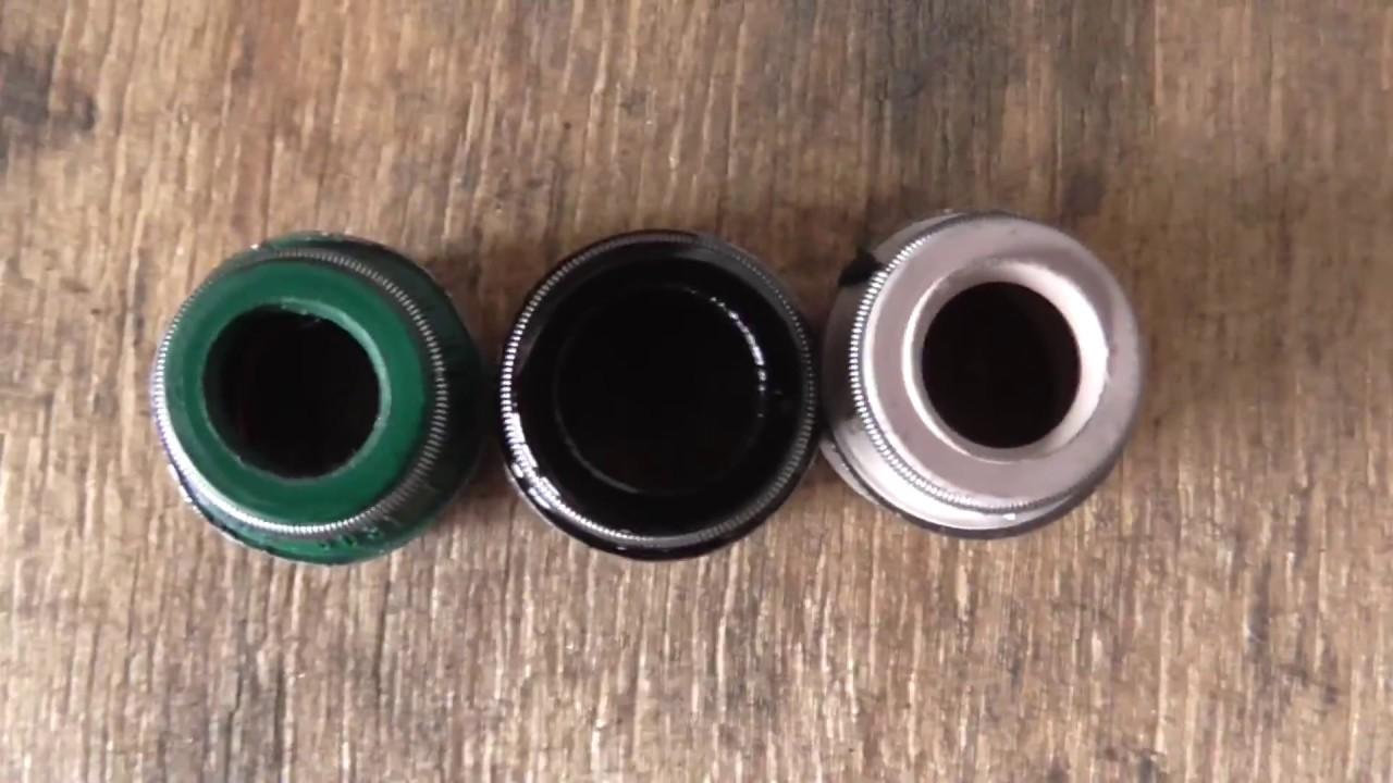 замена сальников клапанов не снимая гбц ваз 2108-2110-2115