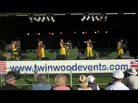 The Jive Aces-Main Arena@Twinwood Festival 2017