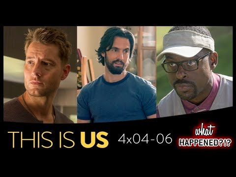 THIS IS US 4x04-4x06 Episodes Recap - Kevin & Cassidy, Playing The Game - 4x07 Promo What Happened?
