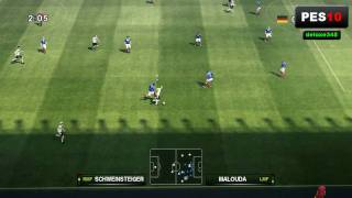 FIFA 2010 vs PES 2010 (PC HD)