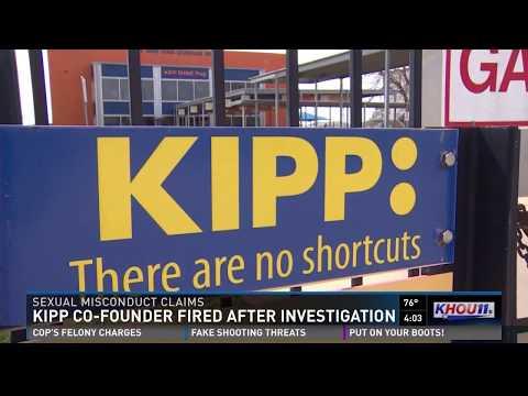 KIPP co-founder fired after investigation