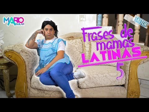 MAM�S LATINAS 5 | Mario Aguilar