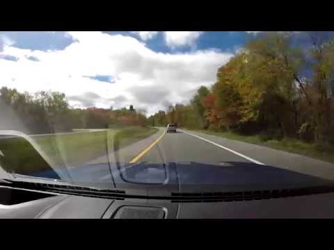 Boring Drives - Saratoga Springs to Troy NY - Early Fall Fol
