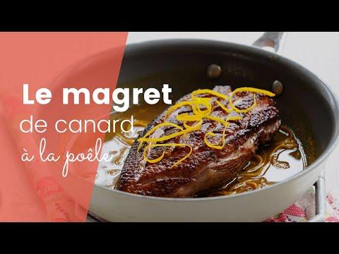 le-magret-de-canard-à-la-poêle-super-facile