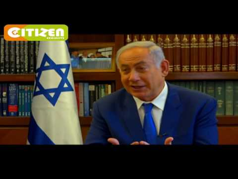 Sunday Live: One on one with Israel Prime Minister Benjamin Netanyahu