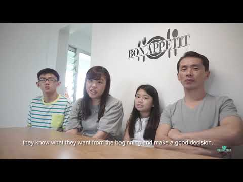 Renovation Singapore| Chit Chat With The Low Family (Next Door ID)