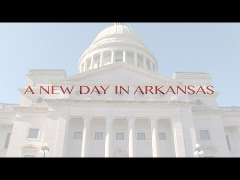 A New Day In Arkansas