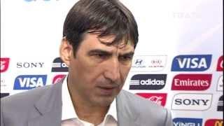 REPLAY: Piturca  (ROU) reaction to European draw