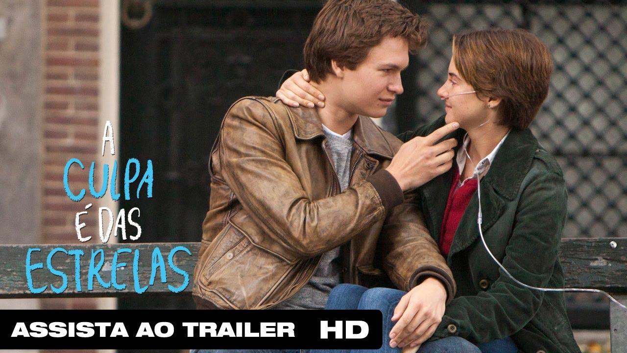 A Culpa é das Estrelas | Trailer Estendido Legendado HD | 2014