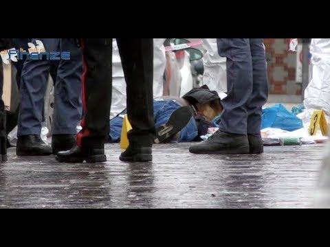 """Firenze, italiano uccide immigrato per strada. Sfogo comunità senegalese: """"Omicidio fascista"""""""