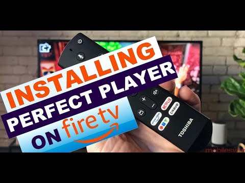Installing Perfect Player IPTV App on Fire TV **** + BONUS! **** from YouTube · Duration:  6 minutes