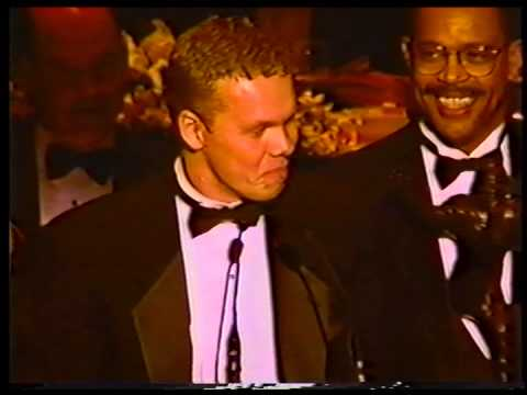 Bobby Hoying: 1995 Campbell Trophy Acceptance Speech