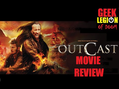 OUTCAST ( 2014 Nicholas Cage ) Historical Fantasy Movie Review