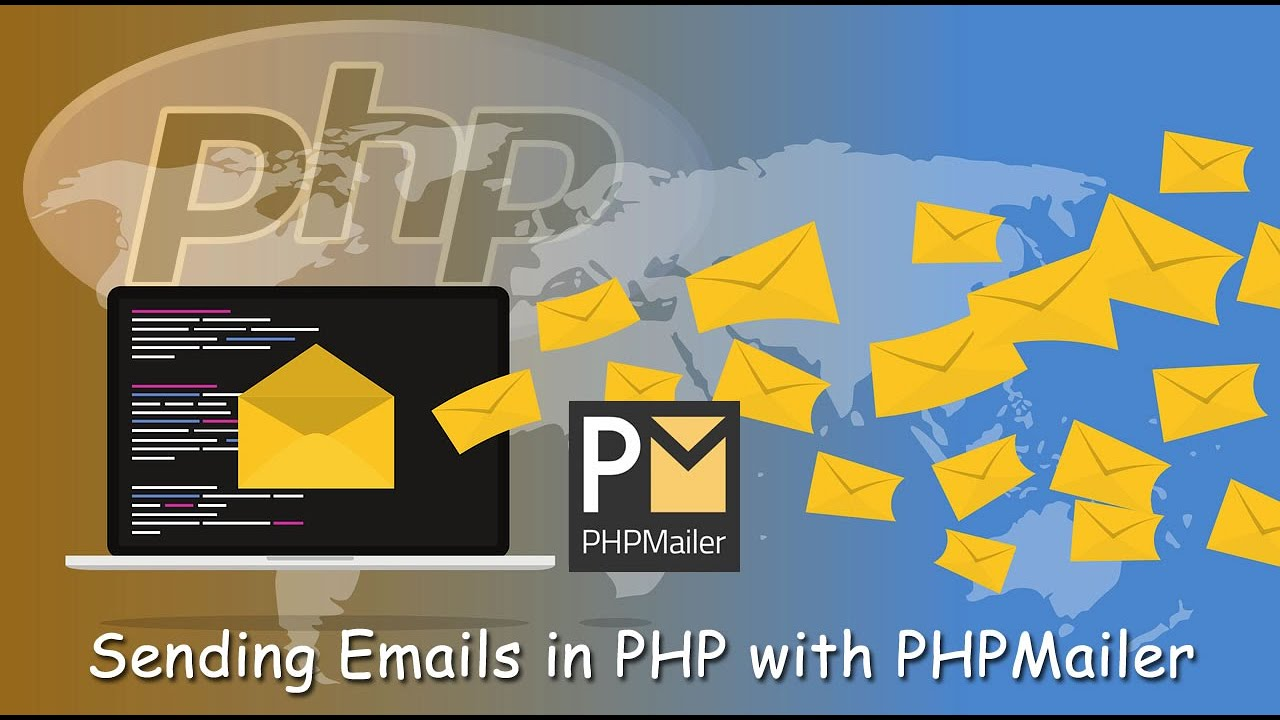 Sending Emails in PHP with PHPMailer
